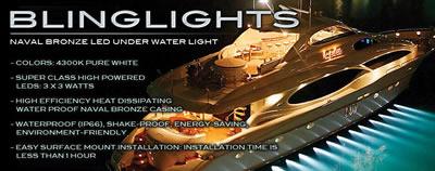 underwater led boat lights, Reel Combo